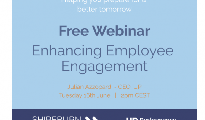 Employee Engagement Webinar