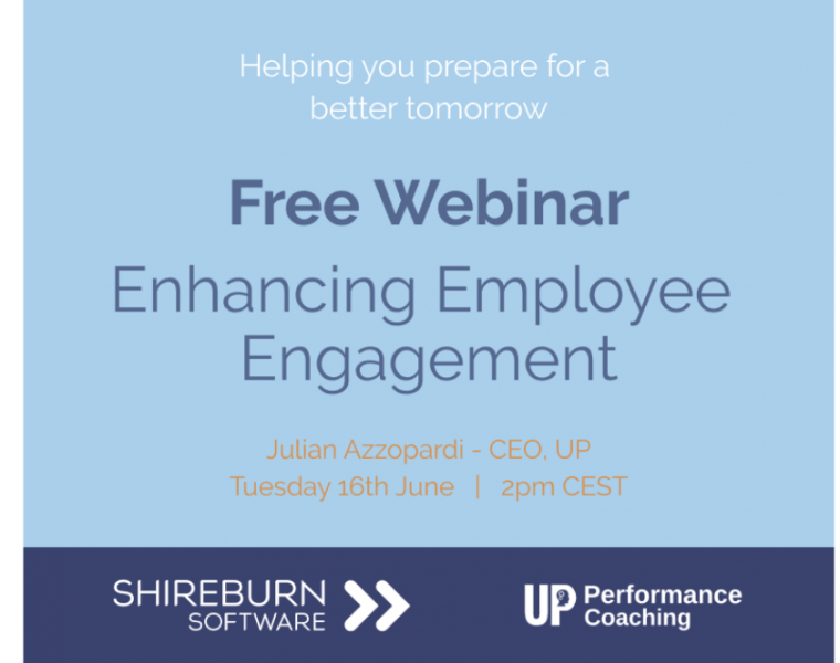 Employee Engagement Webinar